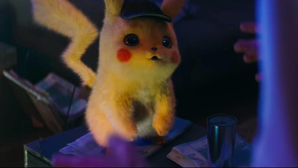 Rolle seines Lebens: Ryan Reynolds spricht Pikachu.