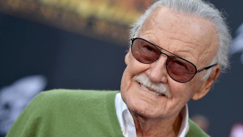Marvel-Erfinder Stan Lee starb am 12. November 2018 mit 95 Jahren.