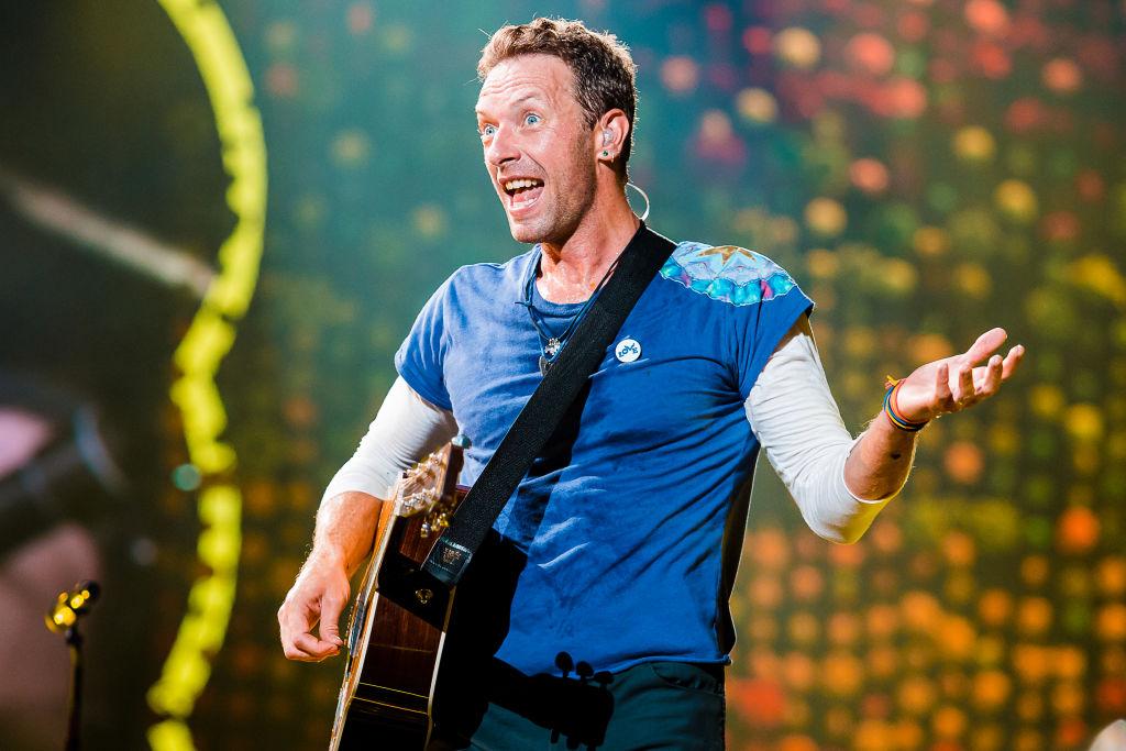 Coldplay arbeiten Berichten zufolge an einem neuen Album