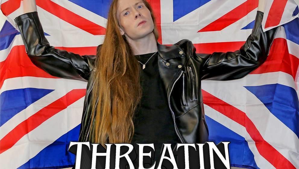 Threatin inszeniert sich als Rock-Heilsbringer – und ist doch nichts als ein Blender.