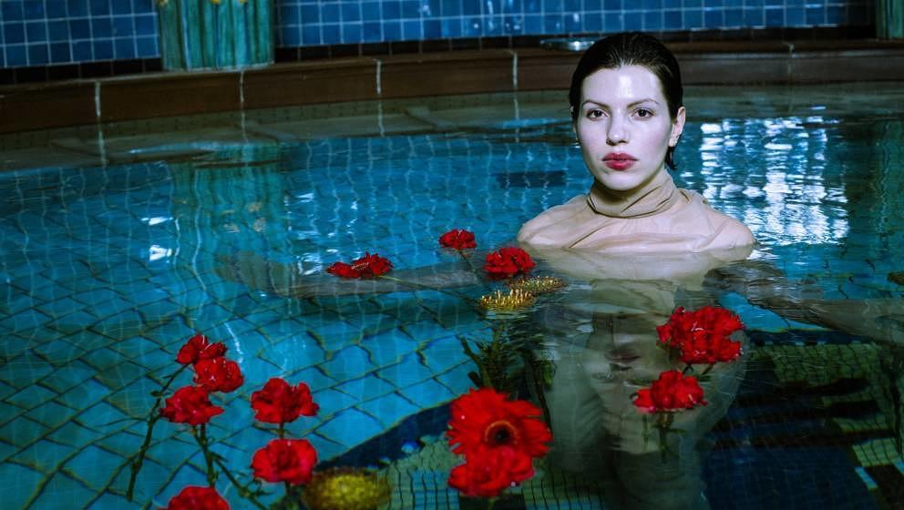 Shooting mit Anja Plaschg aka Soap&Skin für den Musikexpress