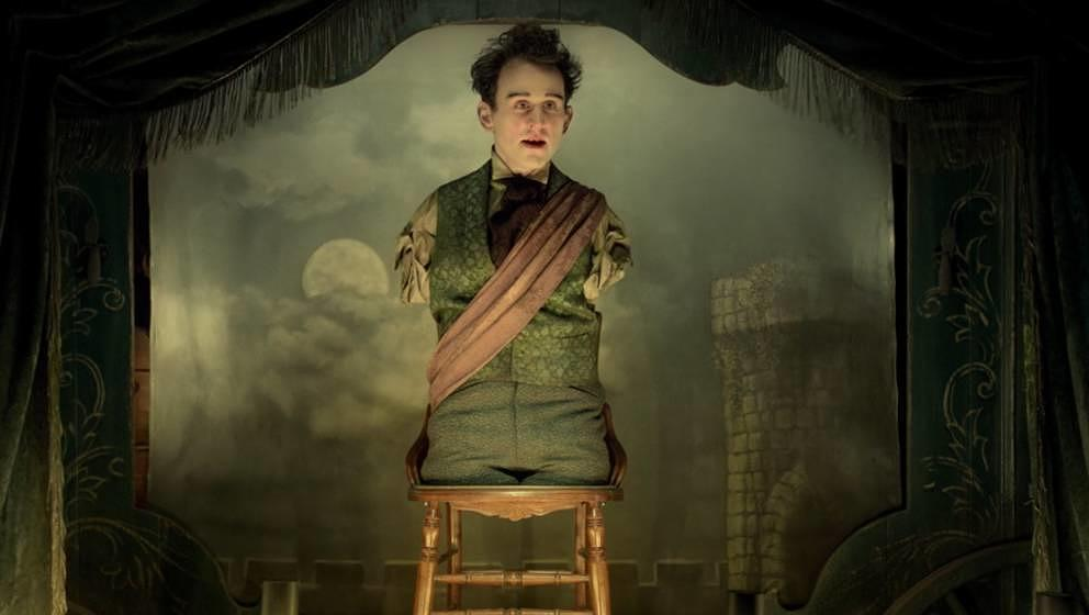 """Harry Melling in """"The Ballad of Buster Scruggs"""""""