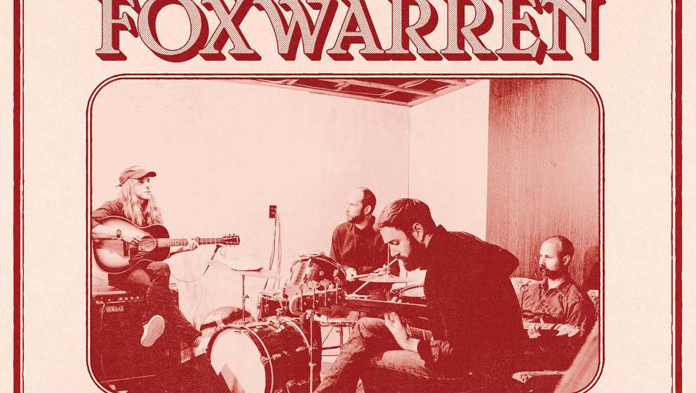 Albumcover FOXWARREN 2018
