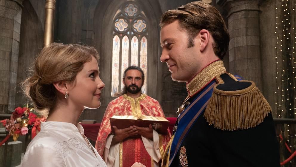 """Szene aus """"Royal Wedding""""."""