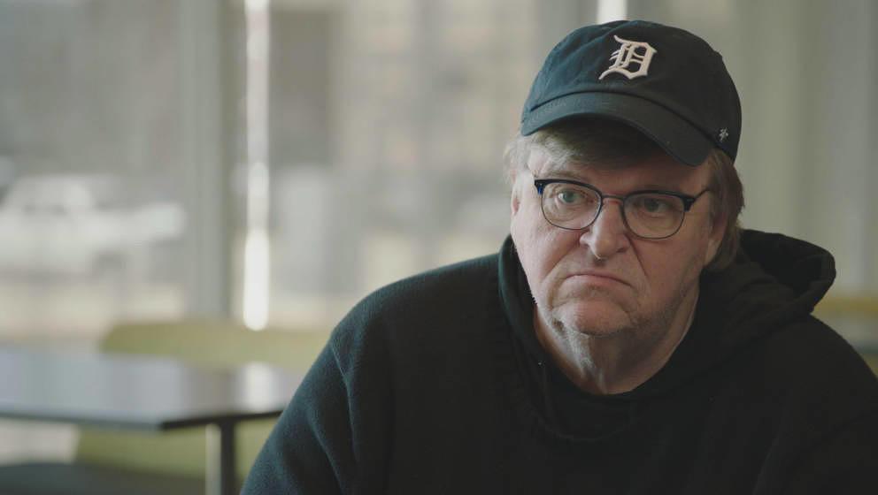 War schon Wutbürger, bevor es uncool wurde: Michael Moore.