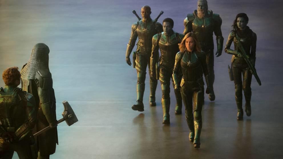 """Szene aus """"Captain Marvel"""""""