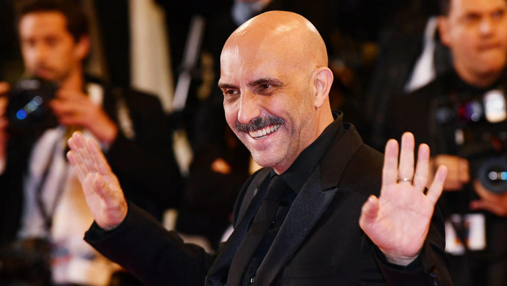 CANNES, FRANCE - MAY 14:  Gaspar Noé attends the screening of 'The House That Jack Built' during the 71st annual Cannes Film
