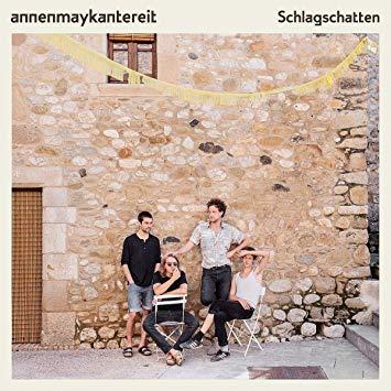 Albumcover SCHLAGSCHATTEN AnnenMayKantereit 2018