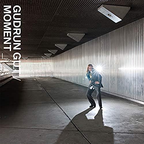 Albumcover MOMENT Gudrun Gut 2018