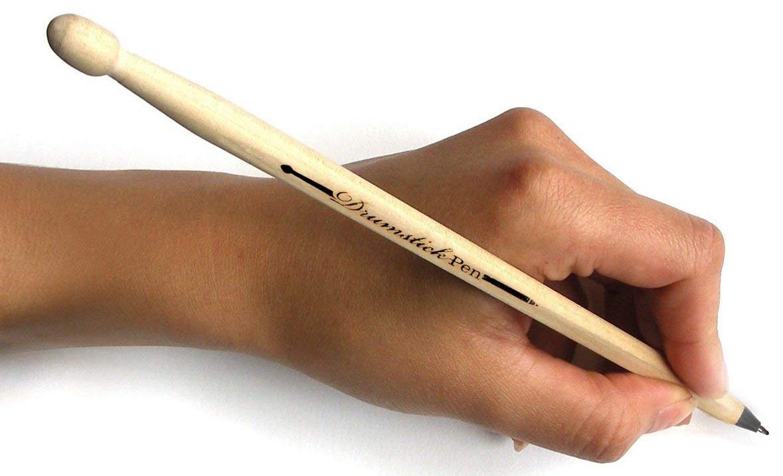 Kugelschreiber in Drumstick-Optik