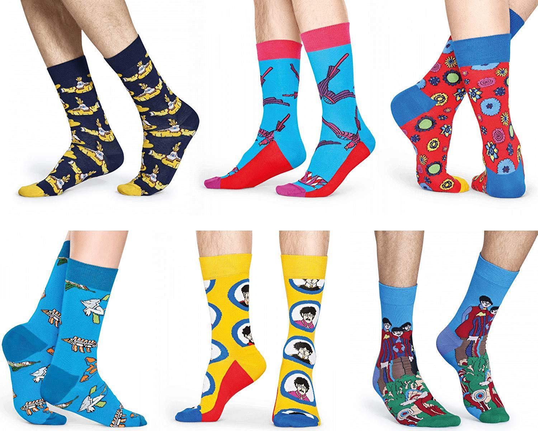 Happy Socks: The Beatles