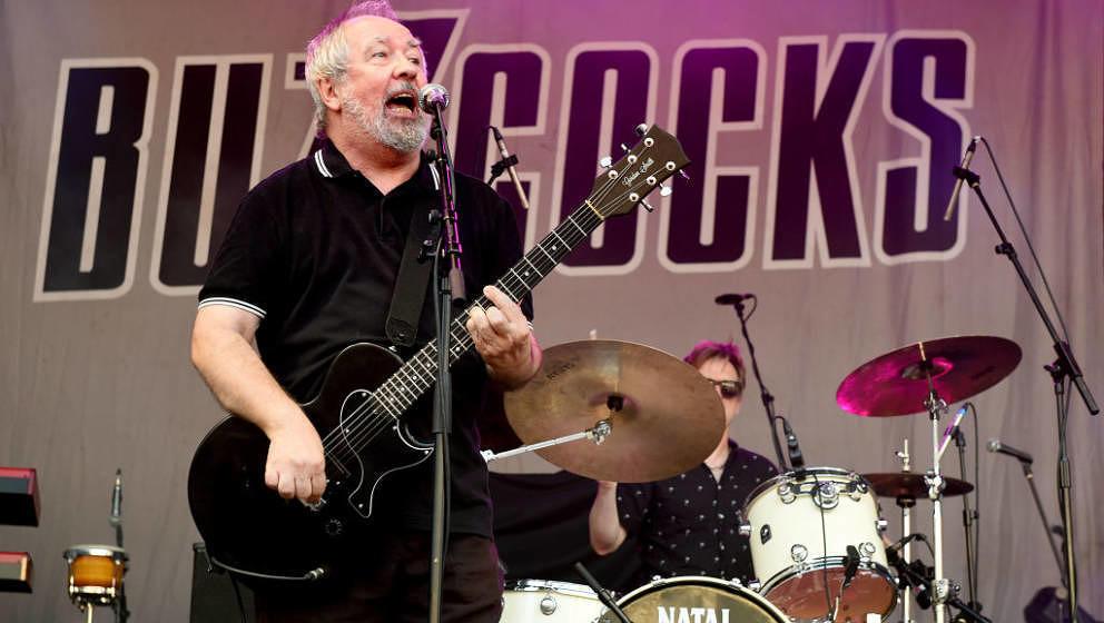 Pete Shelley, Gründungsmitglied und Sänger der Buzzcocks, ist verstorben