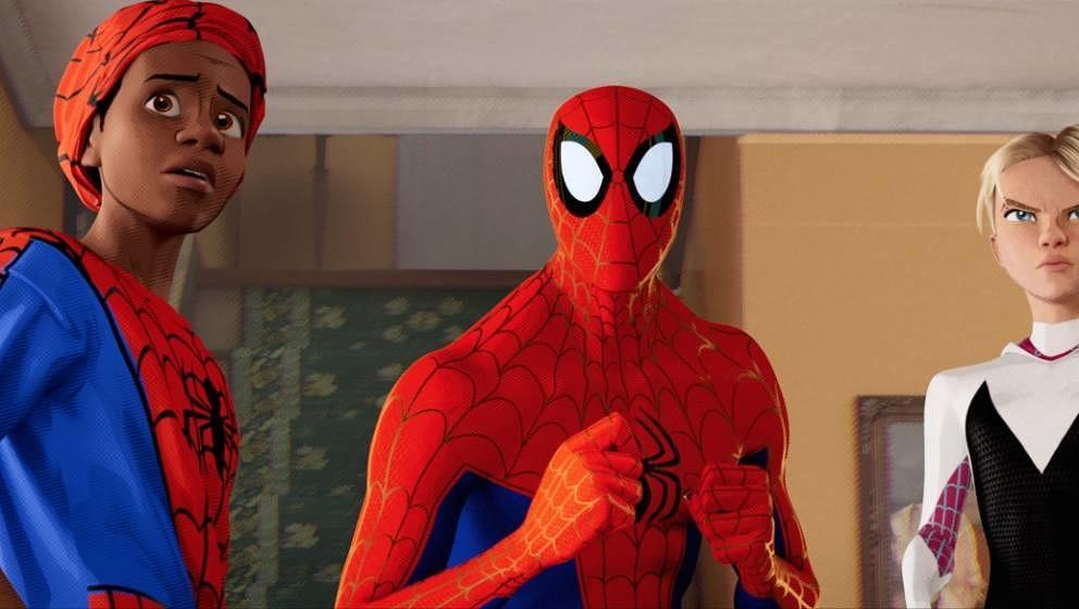 """""""Spider-Man: A New Universe""""-Kritik: Die Essenz des Mediums Comic"""