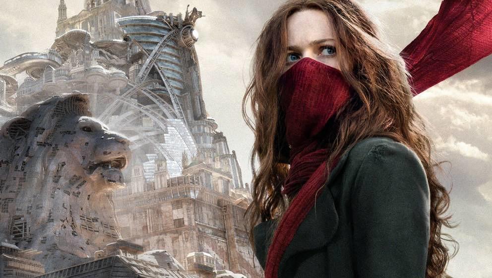 "In ""Mortal Engines"" bekriegen sich rollende Städte."