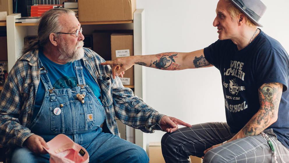Richard Weize und Bela B im Interview