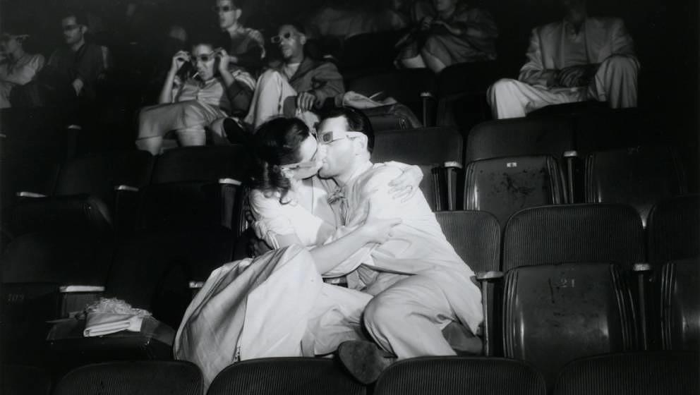 Kino macht glücklich. Auch ohne Rumgeknutsche.