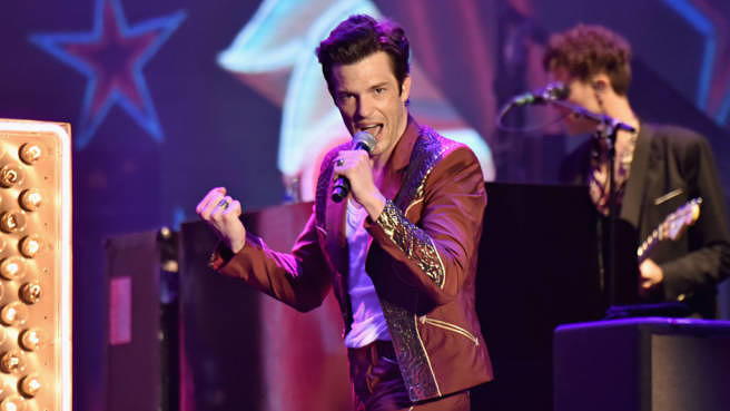 The-Killers-Frontmann Brandon Flowers prangert die Zustände Amerikas an
