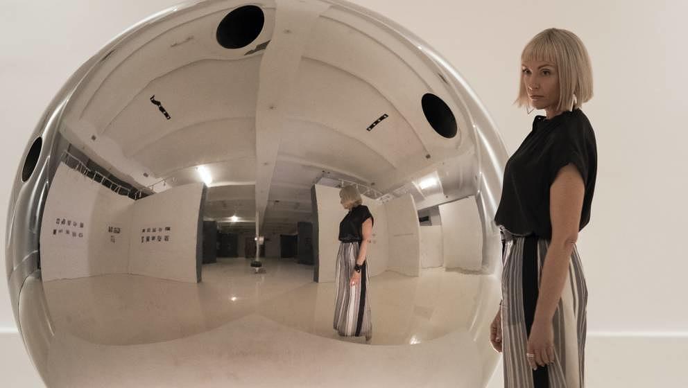 "Toni Collette im Kunstszenen-Drama ""Velvet Buzzsaw""."
