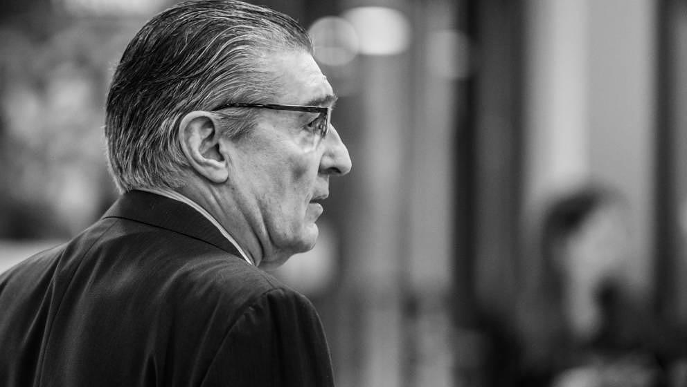Der legendäre Schalke-Manager Rudi Assauer starb am 6. Februar 2019 mit 74 Jahren. Er war seit Jahren an Alzheimer erkrankt.