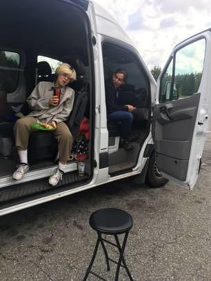 Tour-Romantik im Camper