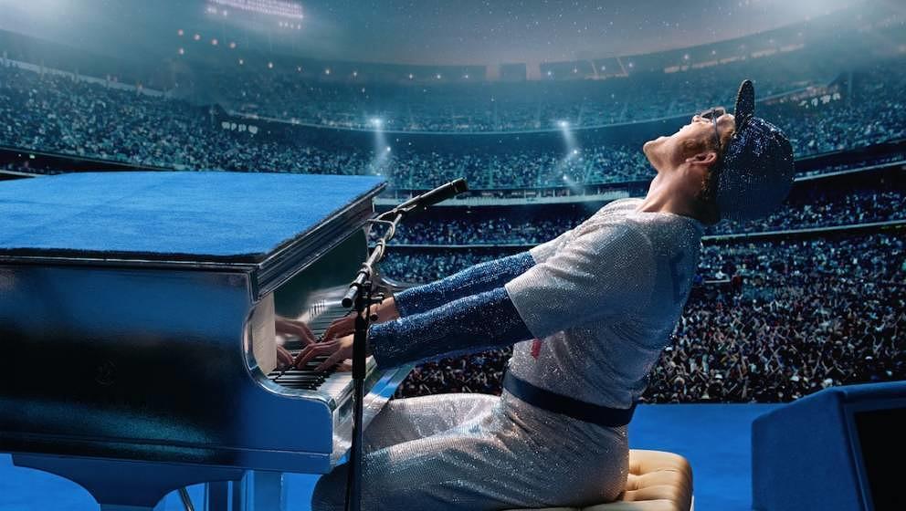 Taron Egerton als Elton John.