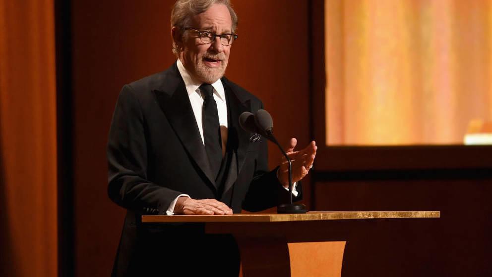 Steven Spielberg im November 2018