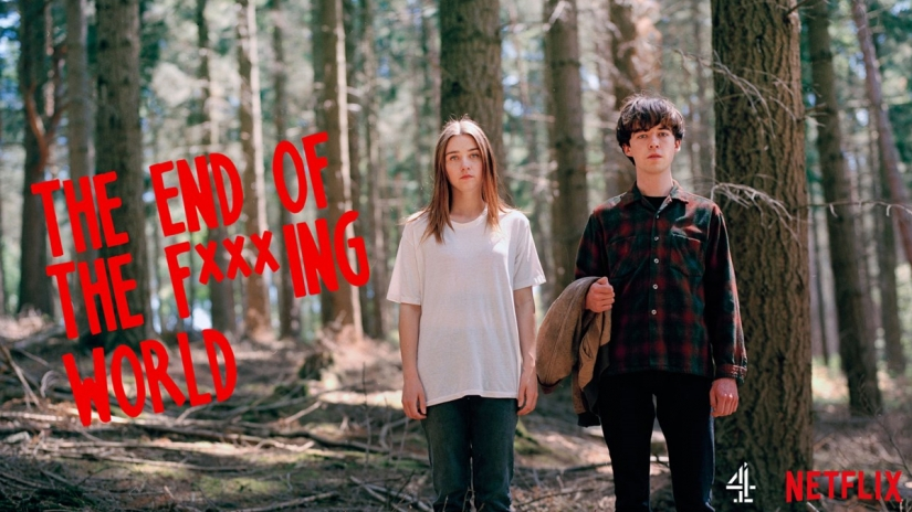 The End of the F***ing World auf Netflix