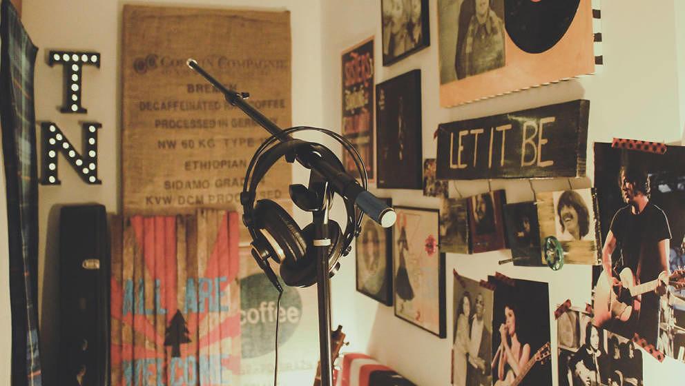 Kopfhörer sind fast immer und überall dabei.