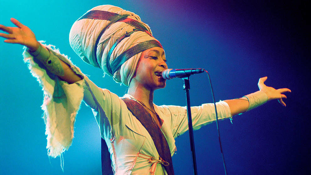 Erykah Badu gehört zu den Vertreterinnen des Soul unserer Zeit.