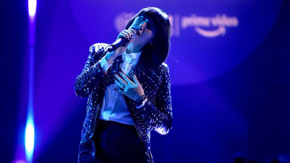 Karen O bei ihrem Auftritt bei iHeartRadio Women Who Rock im März 2019.