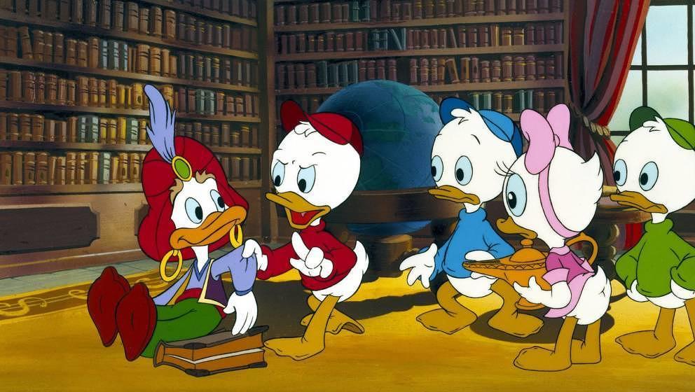 """Aus dem Jahr 1990, jetzt bei Netflix: """"Ducktales – der Film: Jäger der verlorenen Lampe"""""""