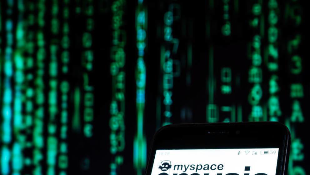 MySpace verliert Millionen von Tracks und das Internet trauert.