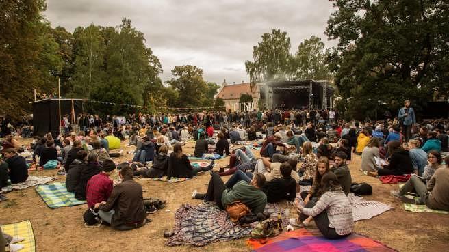 Das Golden Leaves Festival lockt mit einem Line-Up aus Pop, Rock und Elektronischem