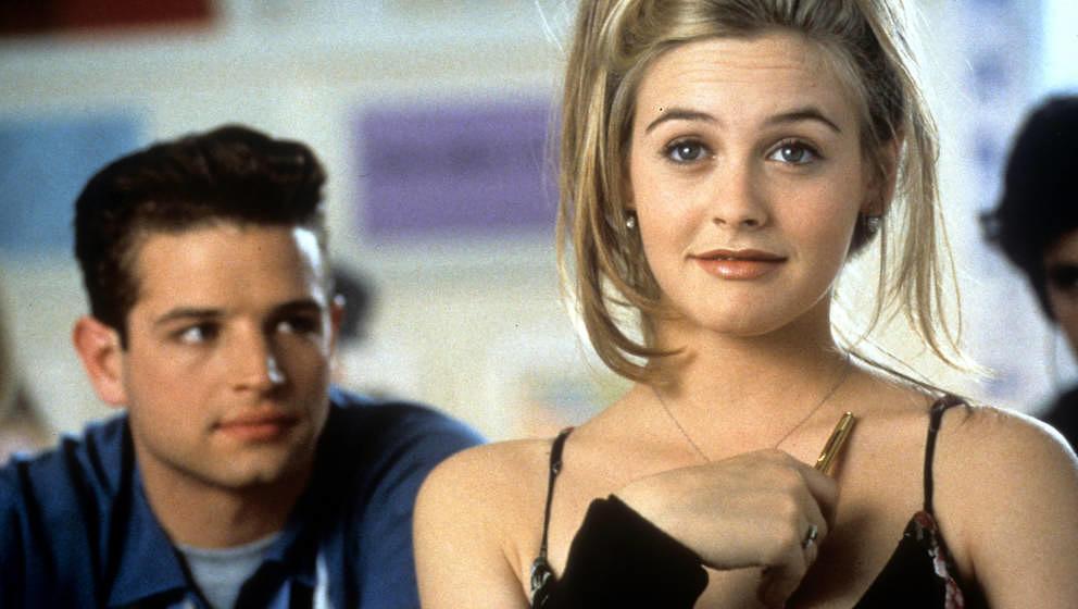 """Justin Walker und Alicia Silverstone 1995 in """"Clueless"""""""