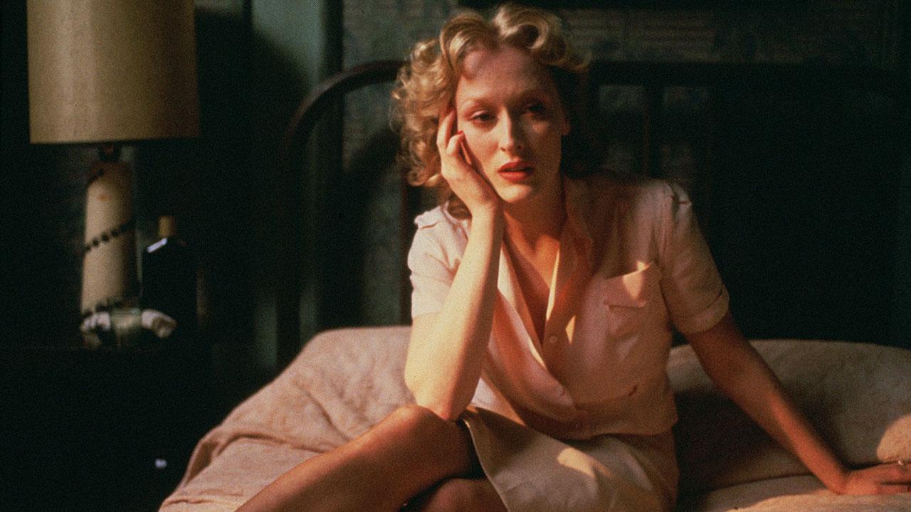 """Meryl Streep in """"Sophies Entscheidung"""""""