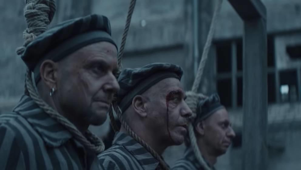 Szene aus Rammsteins neuem Video