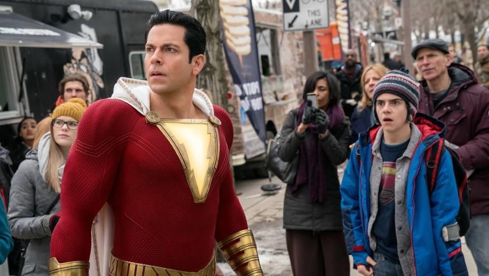 """""""Shazam!"""" startet am 4.4. im Kino."""