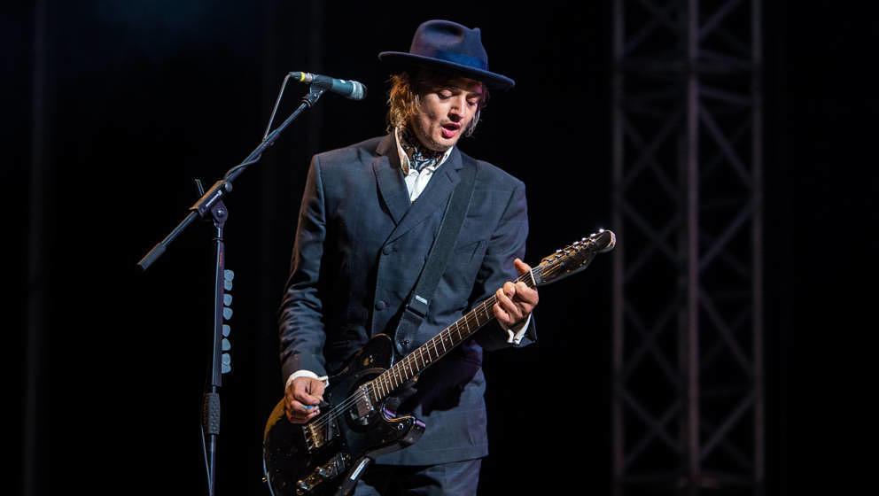 Pete Doherty veröffentlicht 2019 sein erstes Album mit The Puta Madres.