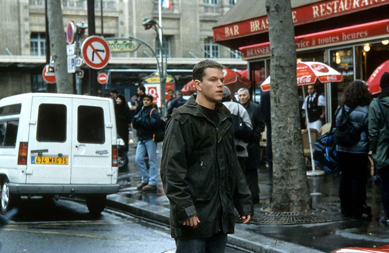 Ein Mann ohne Gedächtnis, aber dafür mit einem Namen: Matt Damon ist Jason Bourne