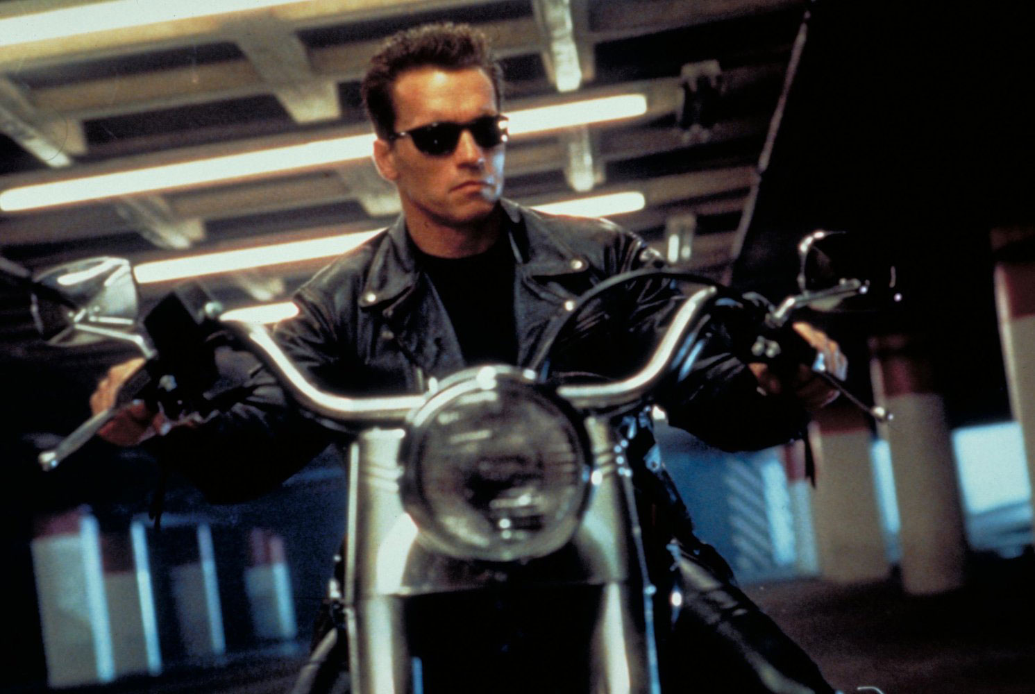 """""""I'll be back"""" sagte Arnold Schwarzenegger im ersten """"Terminator""""-Film und er hat sein Versprechen gehalten"""