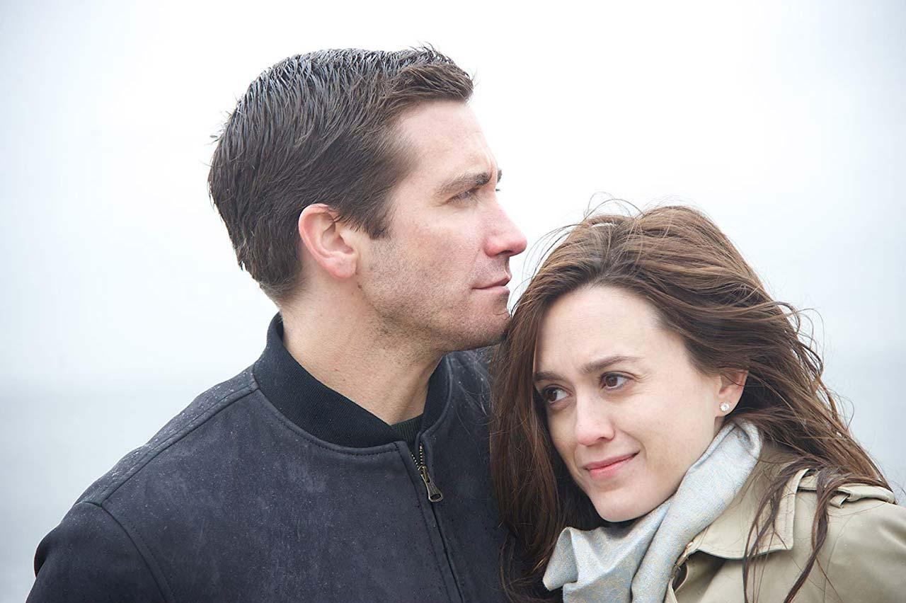 Da war die Welt scheinbar noch in Ordnung: Davis mit seiner Ehefrau Julia