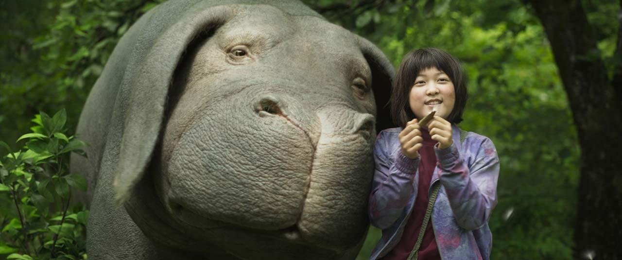 Okja und Mija