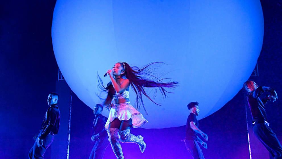 Ariana Grande live beim Coachella 2019