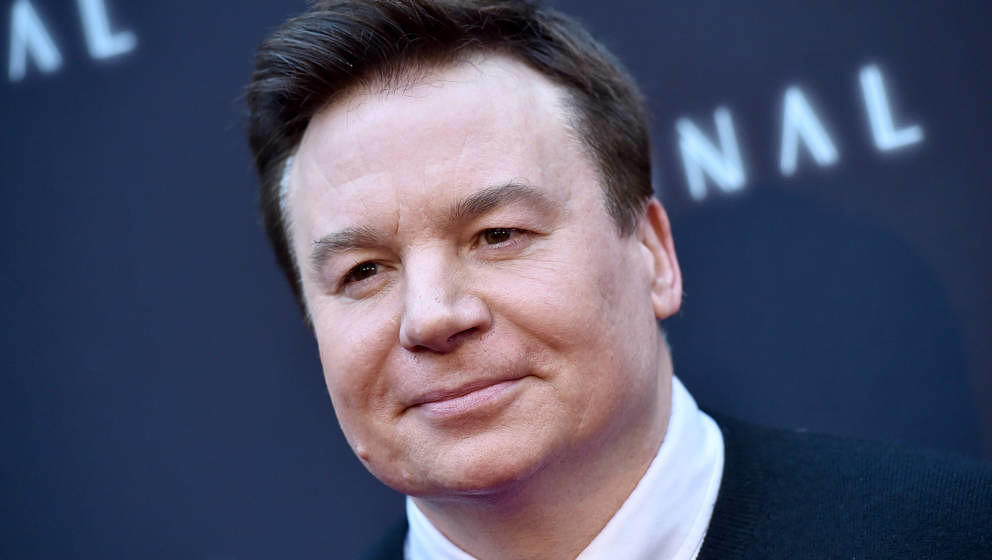 """""""Austin Powers""""-Star Mike Myers bald in Comedyserie auf Netflix zu sehen"""