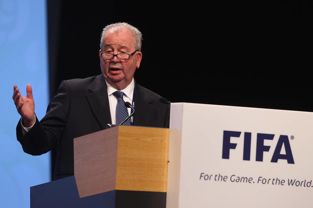 FIFA-Verbandspräsident Julio H. Grondona