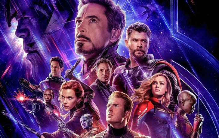 """""""Avengers 4: Endgame"""" ist ab dem 24. April 2019 im Kino."""