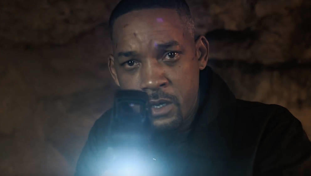 "Will Smith in ""Gemini Man"""