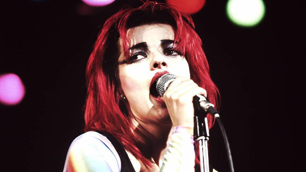 Schauspielerin, Sängerin und Godmother of Punk: Nina Hagen.