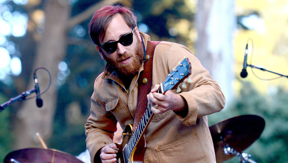 SAN FRANCISCO, CA - OCTOBER 07:  Singer Dan Auerbach of the Black Keys and Arcs performs onstage during the Hardly Strictly B