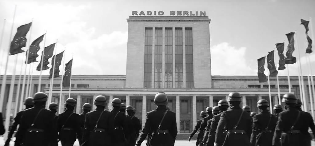 """Szene aus Rammsteins neuem Video zu """"Radio"""""""